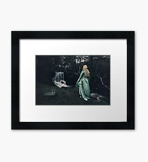Queen Mab by Cat Burton Framed Print