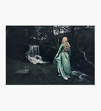 Queen Mab by Cat Burton Photographic Print