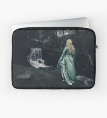 Queen Mab by Cat Burton Laptop Sleeve