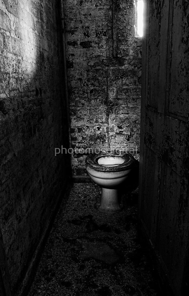 Lavatory by photomusdigital