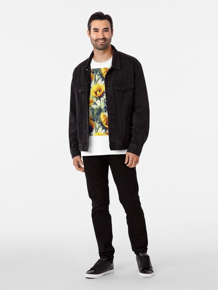 Alternative Ansicht von Sonnenblumen für immer Premium T-Shirt