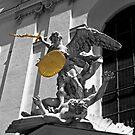 Saint Michael by Lee d'Entremont
