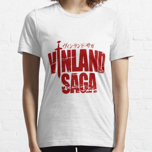 Vinland Saga logo Essential T-Shirt