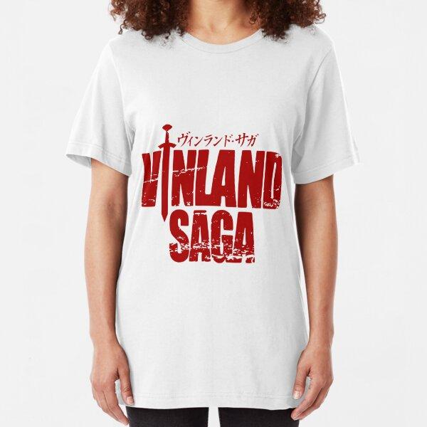 Vinland Saga logo Slim Fit T-Shirt