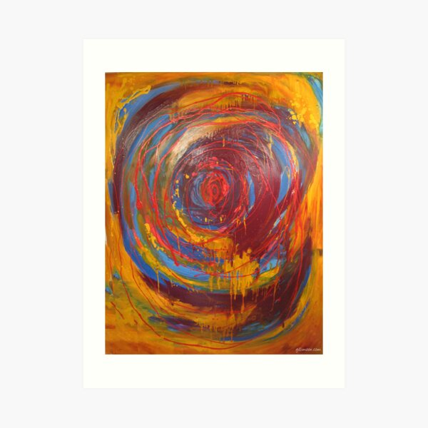 The Cosmos Art Print