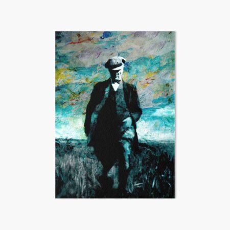 Ataturk IX Art Board Print