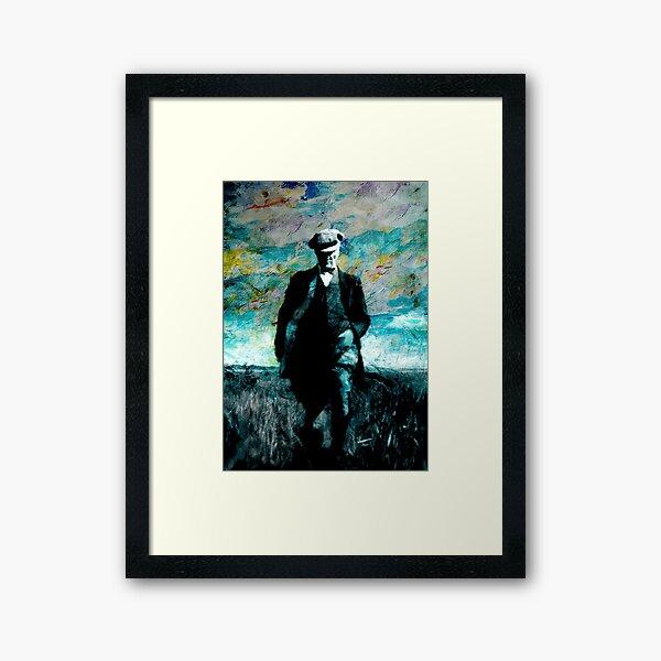 Ataturk IX Framed Art Print