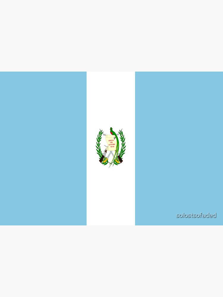 Guatemala by solostsofaded
