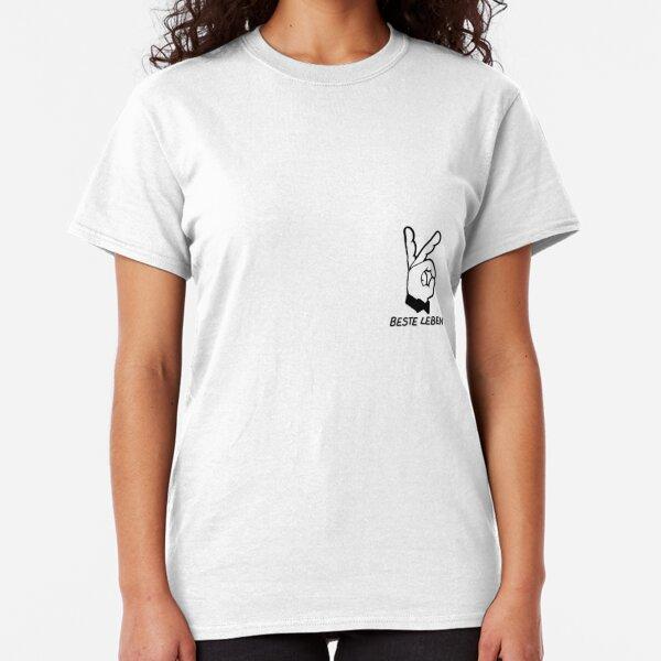 Geburtstag Geschenk Fun Spaß Lustig Witzig Damen Star was born 2001 T-Shirt 18