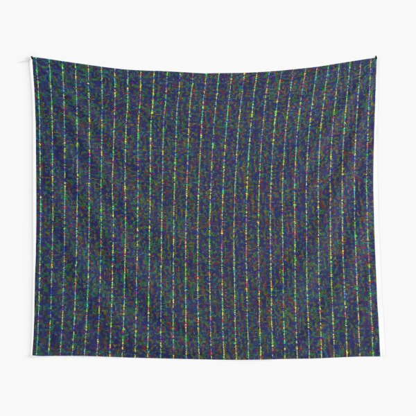 dotty pinstripe Tapestry