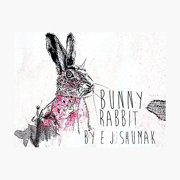 'Bunny Rabbit'  Photographic Print