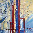 Patea Freezing Works: Framework by Cath Sheard