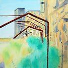 Patea Freezing Works: Metalwork VI by Cath Sheard