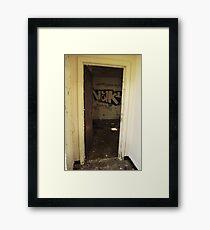 Nak. Framed Print