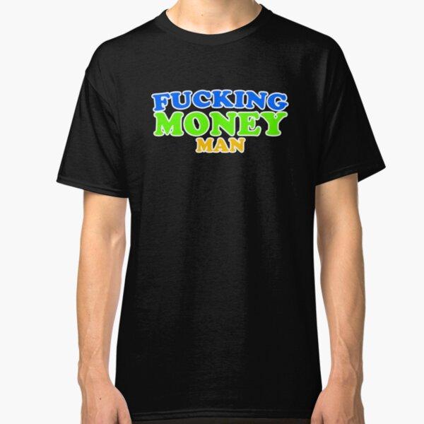 FUCKING MONEY MAN - CAMISETA - ROSALIA inspired Camiseta clásica
