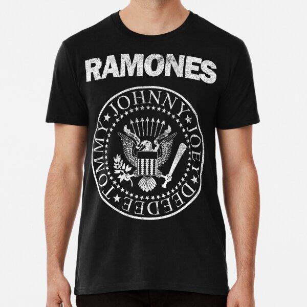 Los ramones | Camiseta Grunge Rock Camiseta premium