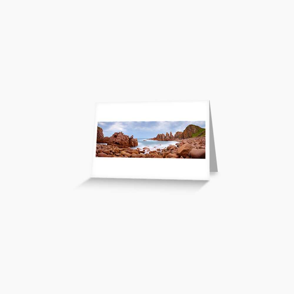 The Pinnacles, Phillip Island, Victoria, Australia Greeting Card