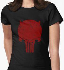 PUNISHURDOCK Women's Fitted T-Shirt