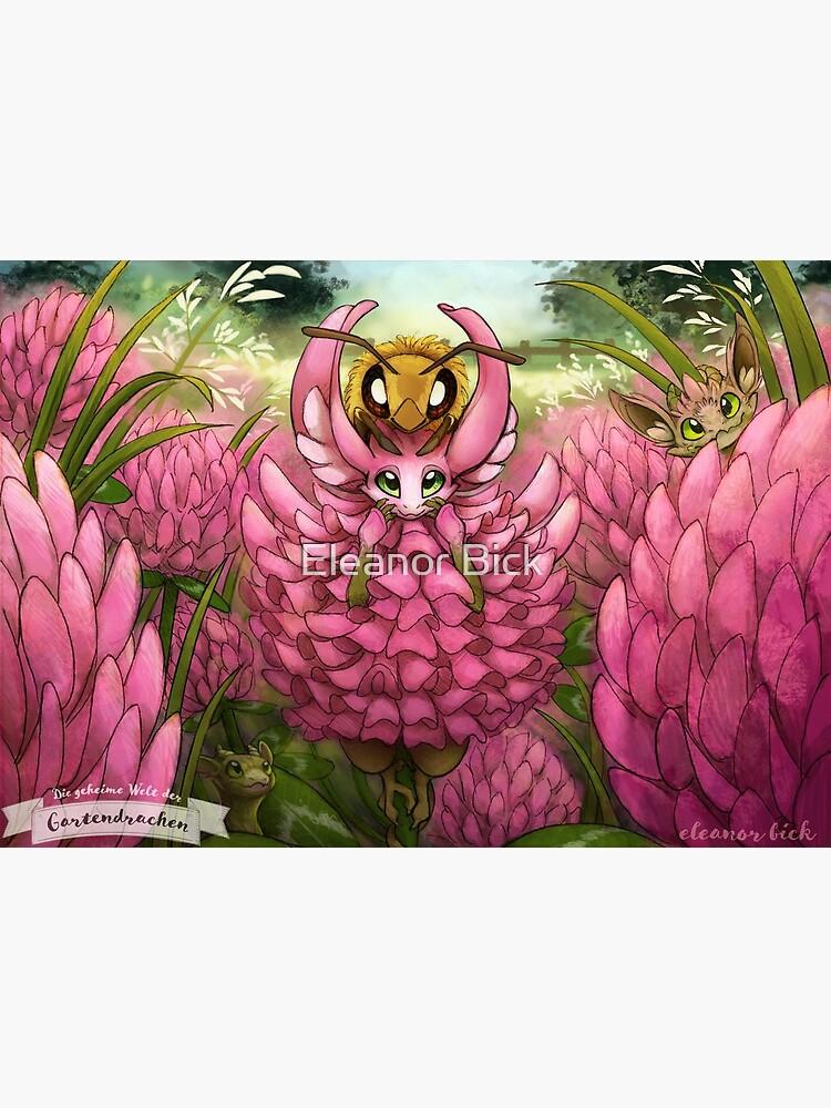 Gardendragons - Clover Sprites by EleanorTopsie
