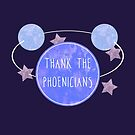 Thank the Phoenicians Space- Florida Theme Park Attraction Quote by TimorousEclectc