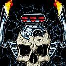 Skull Engine by Chocodole