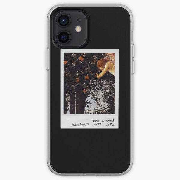 botticelli - cupid iPhone Soft Case