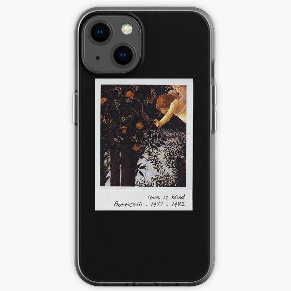 Botticelli - Amor iPhone Flexible Hülle