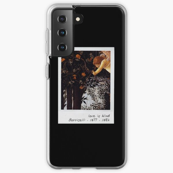 botticelli - cupid Samsung Galaxy Soft Case