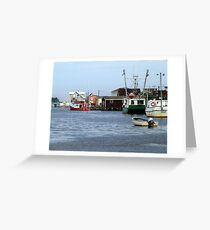 West Dover (3) Greeting Card