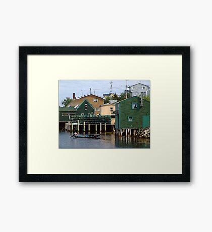 West Dover (5) Framed Print