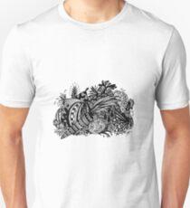 Vegetables Aussie Tangle Unisex T-Shirt