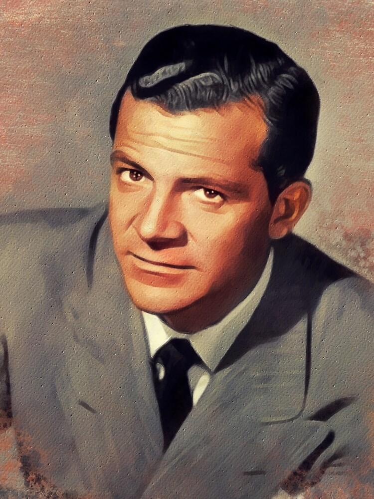 Dana Andrews, Vintage Actor by SerpentFilms