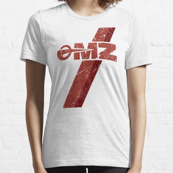 OMZ MZ World Vintage Motorcycle  Essential T-Shirt