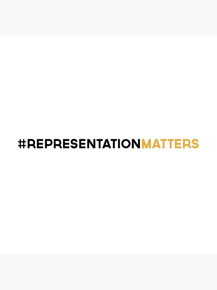 #RepresentationMatters by councilwoman