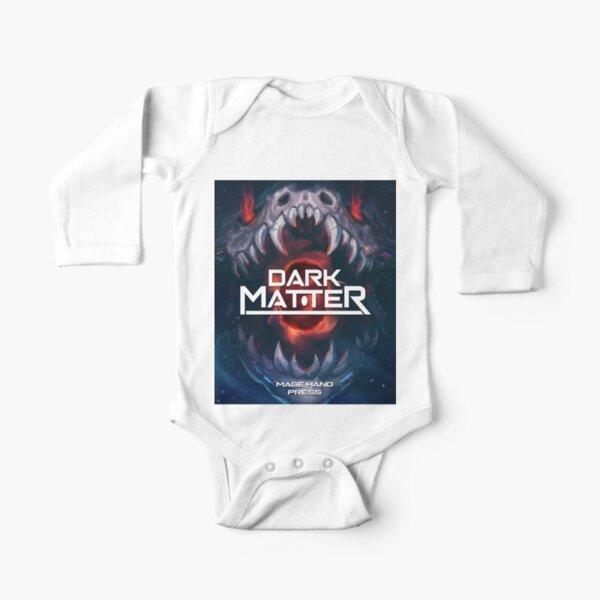 Dark Matter Long Sleeve Baby One-Piece