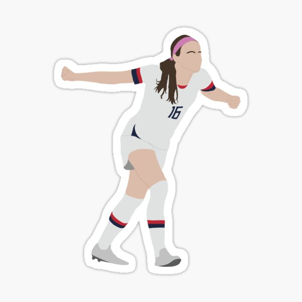 Rose Lavelle Sticker