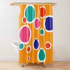 cheery spots Shower Curtain