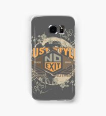 Just Style Authentic Ecology Samsung Galaxy Case/Skin