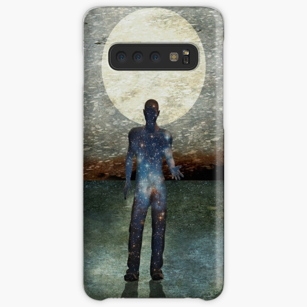Second State Of Dreams (Full Moon) Case & Skin for Samsung Galaxy