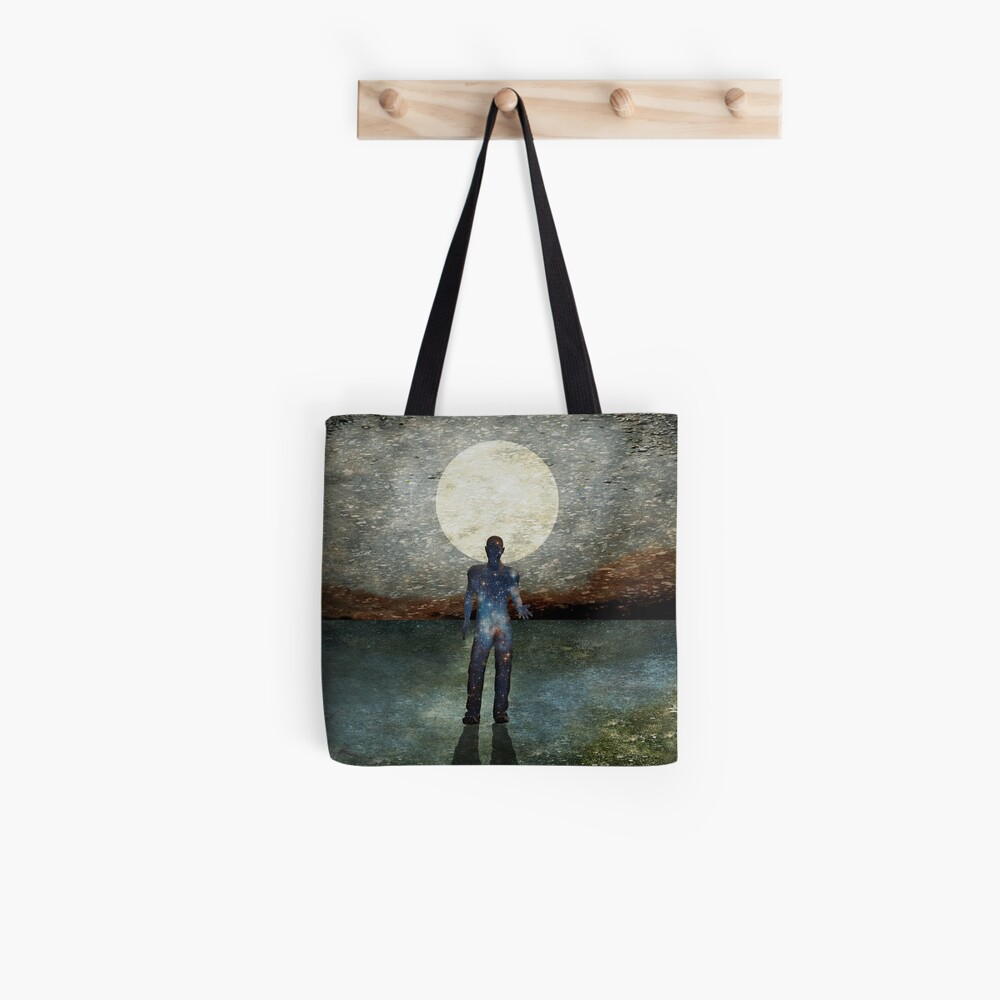 Second State Of Dreams (Full Moon) Tote Bag