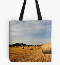 Hay Bales in Donegal Tote Bag