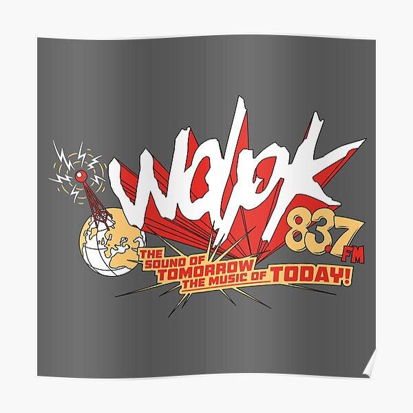 WDPK 83.7 FM (English) Poster