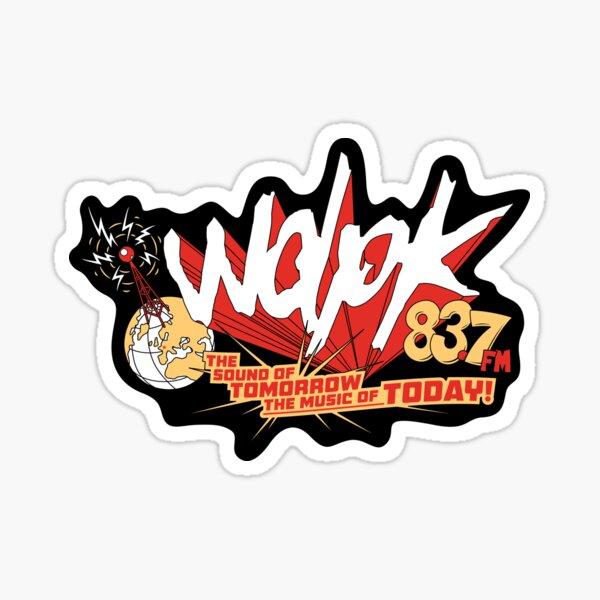 WDPK 83.7 FM (English) Sticker