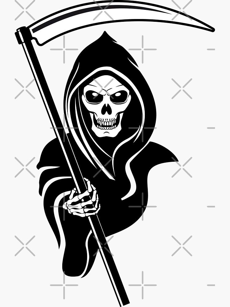 Grim Reaper by crosstheline