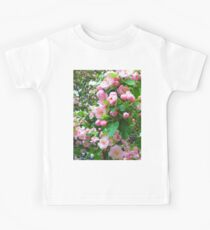 Spring Blossoms-Art Prints-Mugs,Cases,Duvets,T Shirts,Stickers,etc Kids Tee