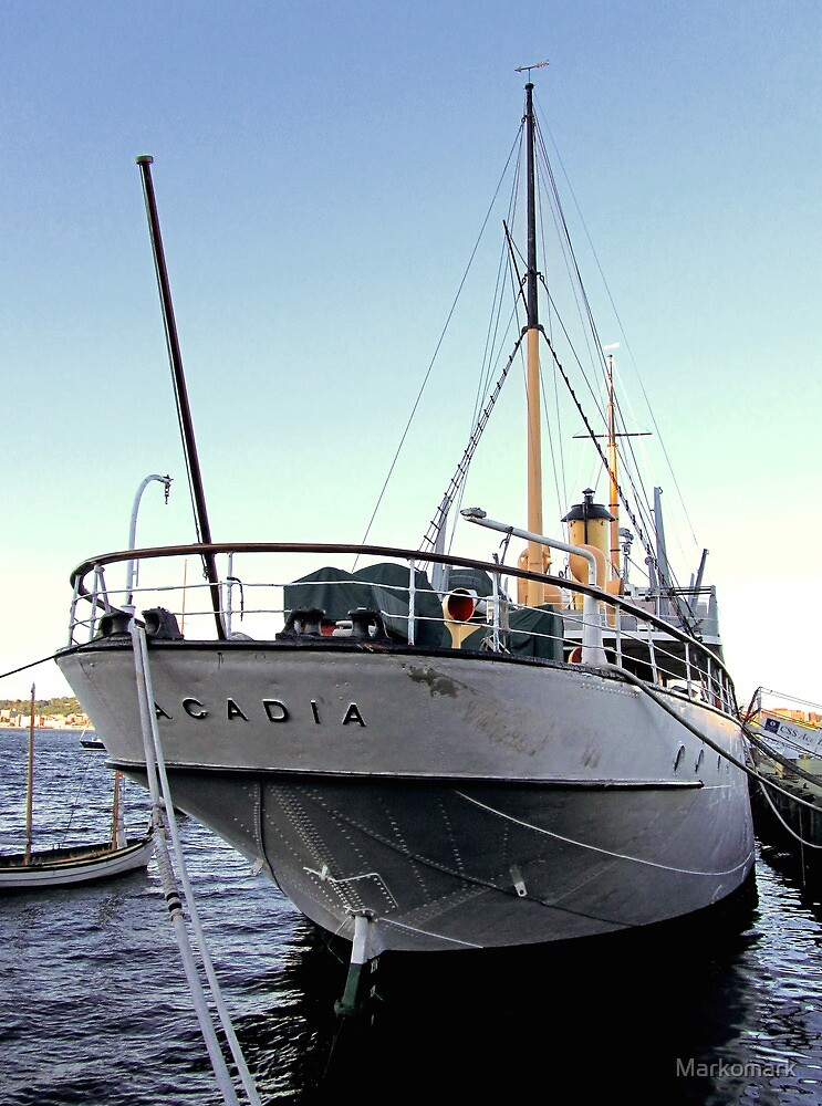CSS Acadia 1 by Mark Sellers