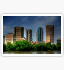 Winnipeg Skyline Sticker