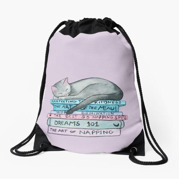 Die Kunst der Miau Turnbeutel
