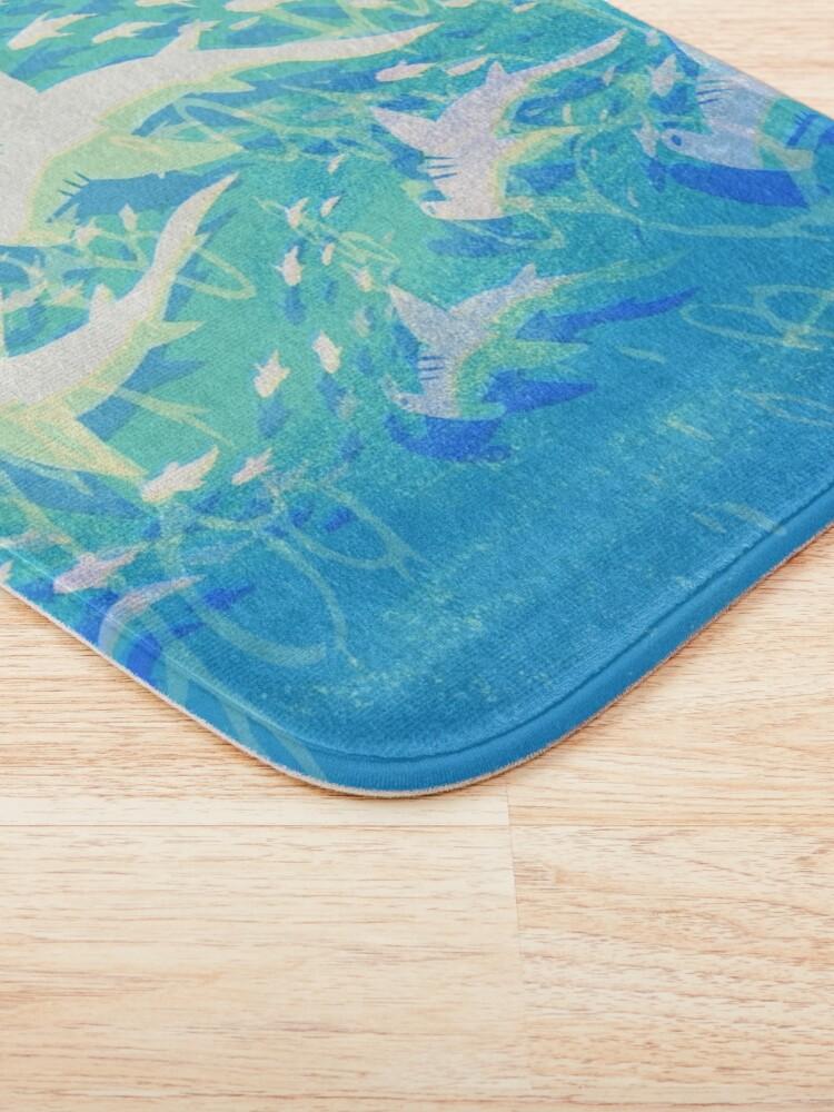 Alternate view of Hammerhead Migration Bath Mat