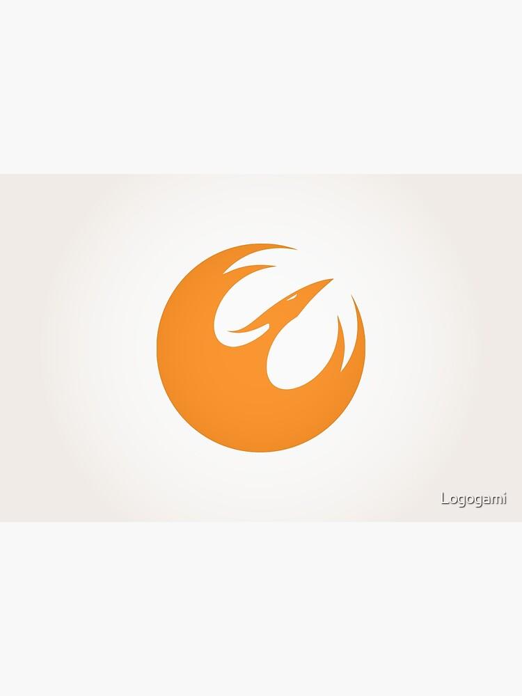 Phoenix Squad Logo by Logogami